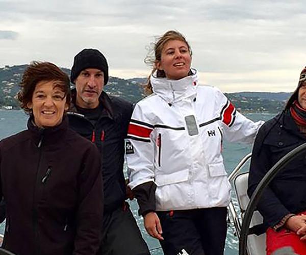 Metti un gruppo di velisti di ritorno da Saint Maxime – parte 2