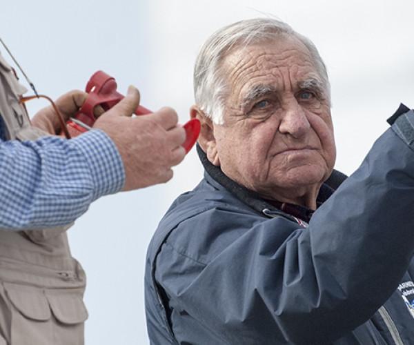 #VOCIDIREGATA: Luigi Rocchi <br> dal Dinghy a 50 anni come giudice di regata