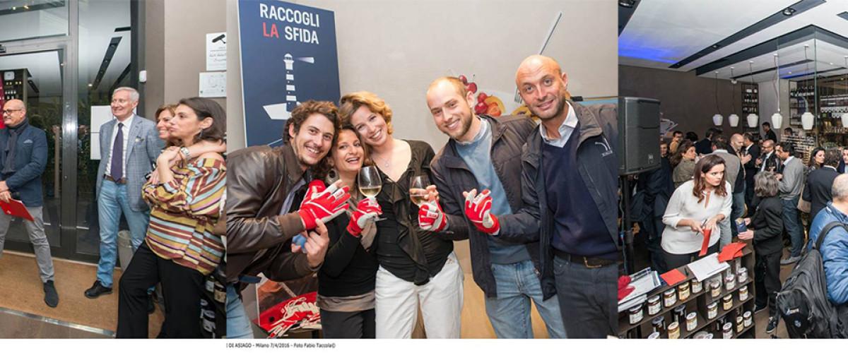 La 151Miglia – Trofeo Celadrin è sbarcata a Milano