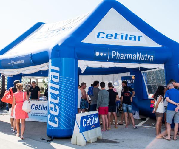 PharmaNutra: con Cetilar® a fianco della 151 Miglia