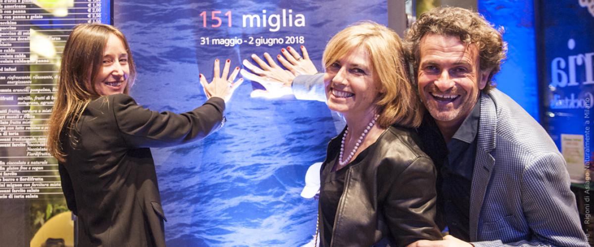 (Italiano) La festa della 151 Miglia  al Flagship Store di Rigoni di Asiago