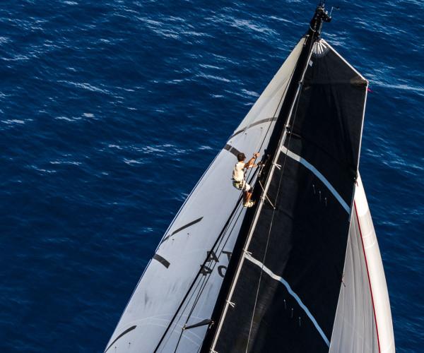 La 151 Miglia nel Mediterranean Maxi Offshore Challenge