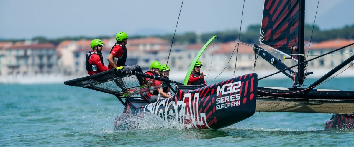 151 Cetilar Trophy M32: la seconda tappa del circuito europeo Sailing Series