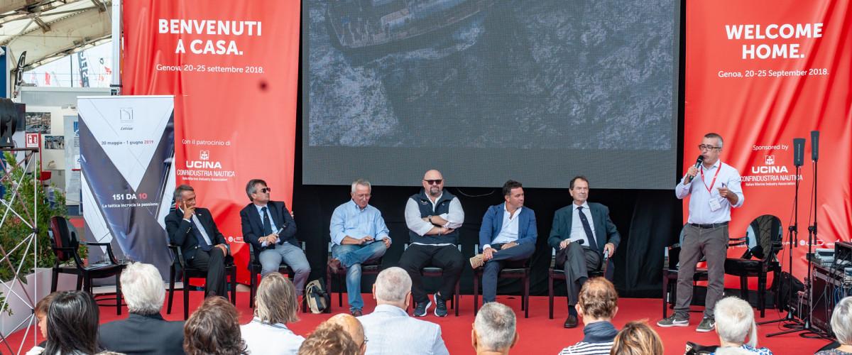 (Italiano) Presentata la 10ma edizione della 151 Miglia-Trofeo Cetilar