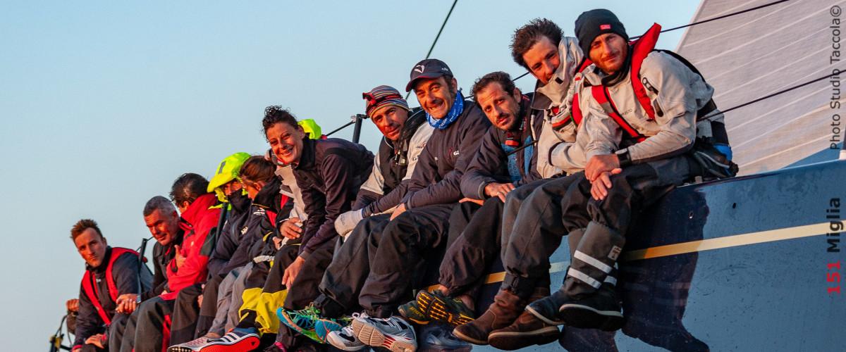 (Italiano) Il punto sulla flotta della 151 Miglia. E i prossimi appuntamenti a Milano…