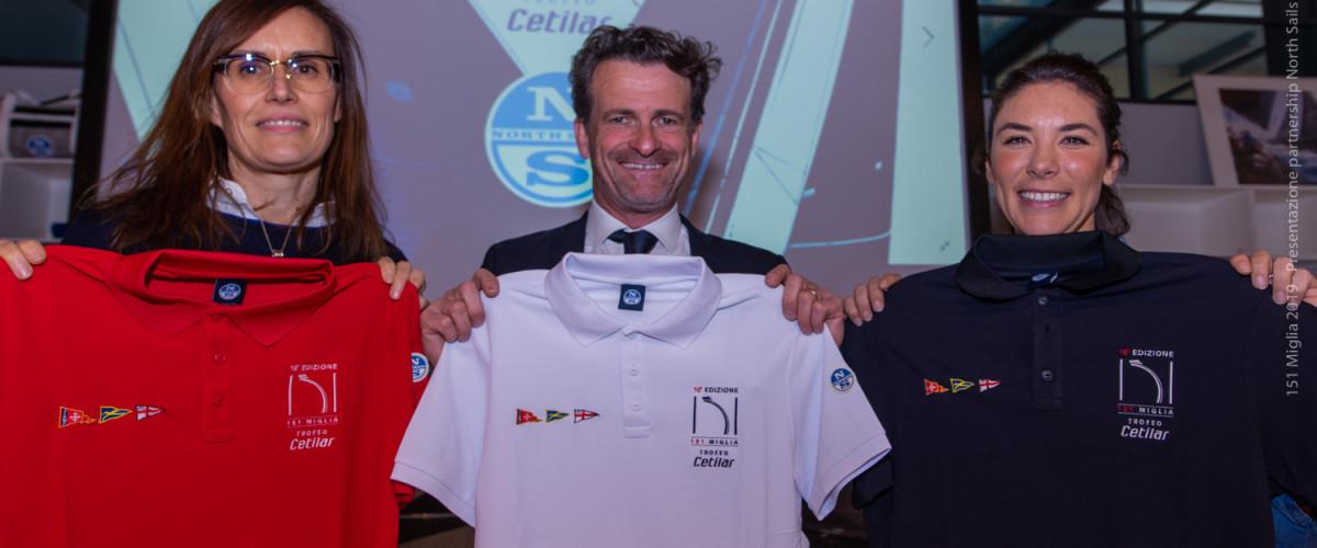 151 Miglia entra a casa North Sails per la presentazione ufficiale della nuova partnership
